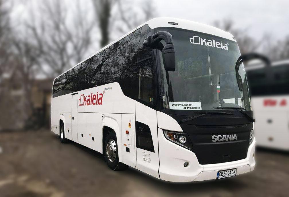 Scania Touring 2016