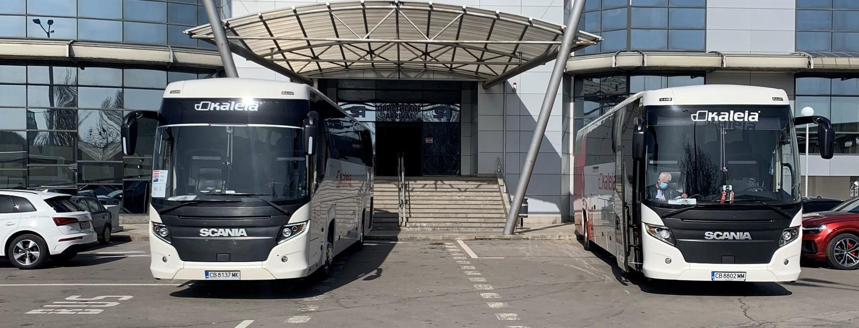 Scania Touring VIP